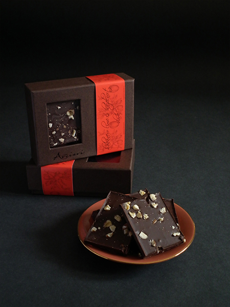 Habanero Lime Chocolate